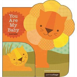 この子の親はだあれ?カットされた二つのパーツをめくって、正しい親子をマッチさせる絵本です。野生動物編...