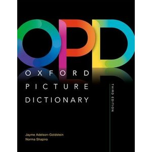 第3版 OXFORD PICTURE DICTIONARY MONOLINGUAL/英語版/洋書|asukabc-online