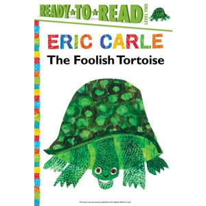 The timeless tale of The Foolish Tortoise, illustr...