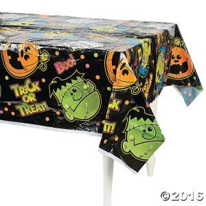ハロウィン柄のテーブルカバー・クロス/Boo Bunch Halloween Tablecloth|asukabc-online
