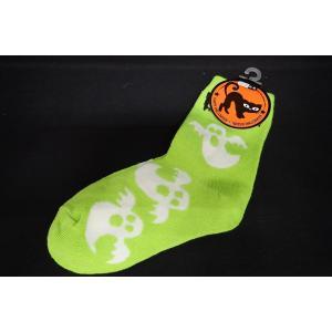 ハロウィンのおばけ柄ソックス・靴下・くつした|asukabc-online
