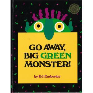 GO AWAY, BIG GREEN MONSTER!/きえちゃえでっかいみどりのモンスター!ハロウ...