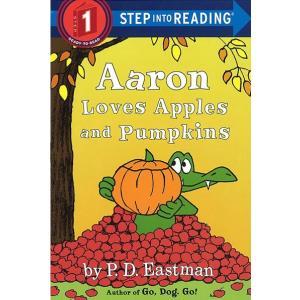 ワニのAaronは友だちと仲良し。かくれんぼをして遊んだり、ハロウィンの仮装をしたり、リンゴの収穫に...