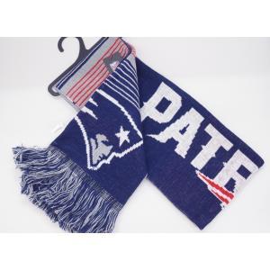ニューイングランド・ペイトリオッツ/マフラー/NFL Split Logo Scarf/New England Patriots asukabc-online