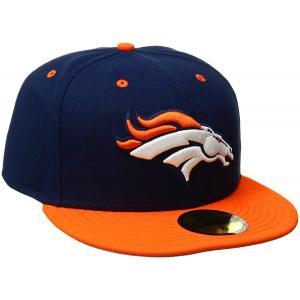 デンバー・ブロンコス BRONCOS NFLオフィシャルキャップ/帽子/NEW ERA asukabc-online