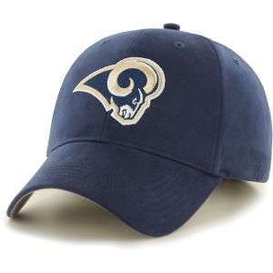 ロサンゼルス・ラムズ RAMS NFLキャップ/帽子/サイズ調整可能/LAラムス asukabc-online