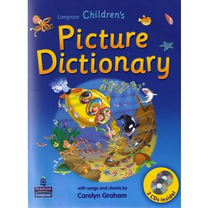 絵辞典:LONGMAN CHILDREN'S PICTURE DICTIONARY (w/CD)/洋書|asukabc-online