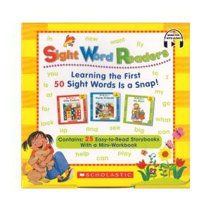SIGHT WORD READERSセット (25冊&CD)/洋書絵本