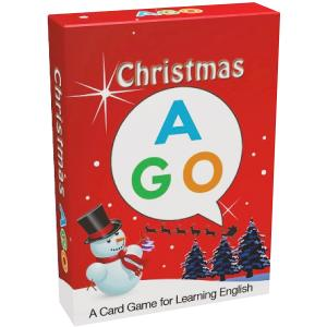 AGO CHRISTMAS(エイゴ クリスマス) (CARD GAME)/カードゲーム|asukabc-online