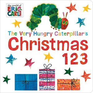 はらぺこあおむしのクリスマス/THE VERY HUNGRY CATERPILLAR CHRISTMAS 123|asukabc-online