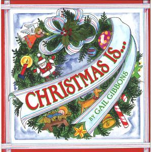 CHRISTMAS IS.../クリスマスとは/洋書/絵本/...
