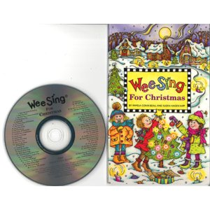 WEE SING FOR CHRISTMAS (BOOK&CD)/大切に歌い継がれてきたクリスマスソ...