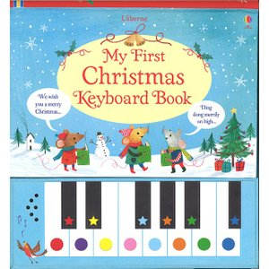 MY FIRST CHRISTMAS KEYBOARD BO...