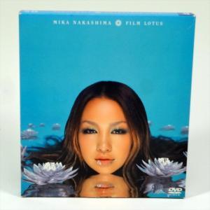 初回限定盤 中島美嘉: FILM LOTUS [DVD]