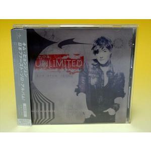 UNLIMITED 通常盤 初回プレス分 豪華60Pブックレット仕様 / キム・ヒョンジュン