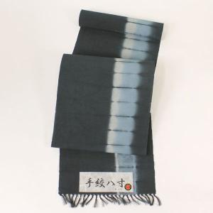 【お仕立て付き】全通 手絞り染め 八寸名古屋帯 8nobi561 asukaya