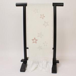 【あすつく】振袖用 鹿の子絞り 総絞り ラメ 帯揚げ coa2730|asukaya