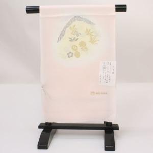 【あすつく】 渡敬謹製 丹後ちりめん 帯揚 八丁織 フォーマル用に coa3043|asukaya