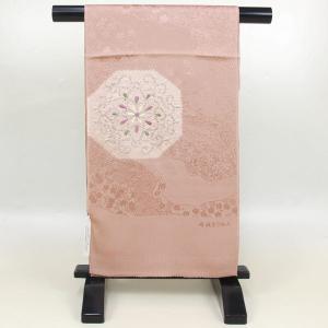 渡敬謹製 丹後ちりめん 縫いとりふくれ織 帯揚げ 刺繍 セミフォーマル用に coa4134|asukaya