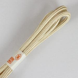 紐の渡敬謹製 お洒落用 丸源氏ボン天 帯締め coj8099|asukaya