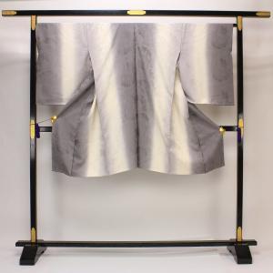 【袷コートのお仕立て付き】大塚生地使用 地紋おこし 羽織・コート用 絵羽 羽尺 cot231|asukaya