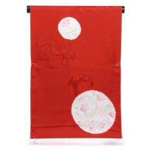 振袖用 絞り 高級長襦袢地【毬】 nj1753 asukaya