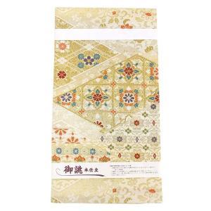 【お仕立て上がり】西陣織 廣部商事謹製 フォーマル用 袋帯 pt2683|asukaya