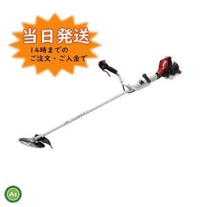 新ダイワ/shindaiwa RA3021-UT 肩掛式 エンジン刈払機 〔草刈機・刈払機〕 一般草刈用 ユニバーサルハンドル(非対称両手ハンドル)|asunouka