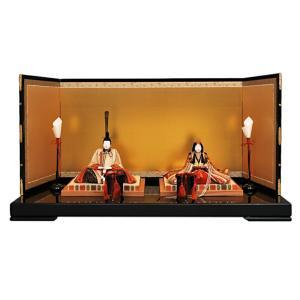 雛人形 幸一光 ひな人形 雛 木目込人形飾り 平飾り 親王飾り 白鳳 正絹 桐箱入 伝統的工芸品 受注生産 h023-koi-4020|asutsuku-ningyoya