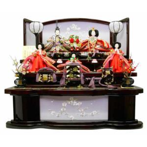 雛人形 ひな人形 雛 三段飾り 五人飾り 御雛 h243-sz-22-173
