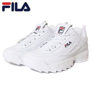 FILA フィラ スニーカー ディスラプター2  DISRUPTOR 2 F0215 WHITE  ...