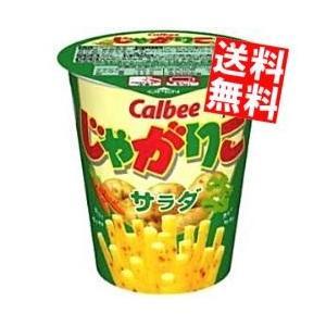 送料無料 カルビー 60gじゃがりこサラダ 12入|at-cvs