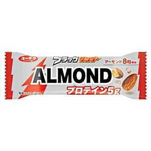 送料無料 有楽製菓(ユーラク) ブラックサンダー ALMOND(アーモンド) 9本入|at-cvs