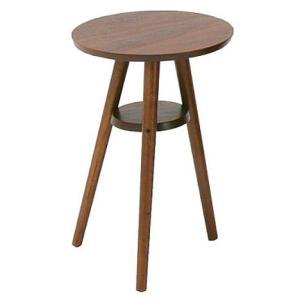 サイドテーブル カフェテーブル 丸型 ラウンドテーブル 北欧 ミッドセンチュリー カフェ|at-emoor