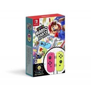 Switch スーパー マリオパーティ 4人で遊べる Joy-Conセット