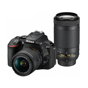 D5600 ダブルズームキット  デジタル一眼カメラ ニコン 新品・送料無料(沖縄・離島除く)