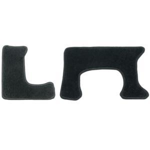 新型 ジムニー JB64W/JB74W専用 トランスファーレバーマット AT車/MT車 インテリアマ...