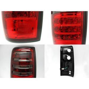 ランドクルーザー 80 ランクル 80系 LED テールランプ 全2タイプ クリア/スモーク テール カスタム 外装パーツ at-parts7117 04