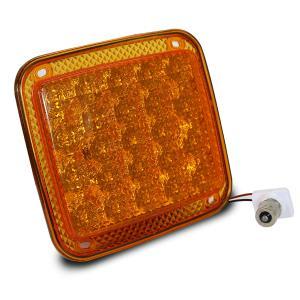 トラック用 LED テールランプ シングル球 23LED ウィンカー バックランプ トラック用品 ト...