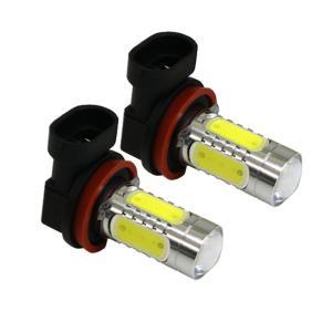 ジムニー LED フォグランプ 7.5W H8/H11/H16 LEDフォグバルブ 車検対応 LEDライト  JB64W 電装パーツ|at-parts7117