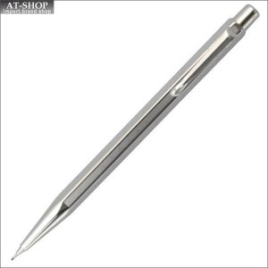 CARAN d'ACHE カランダッシュ シャープペン エクリドール シェブロン ロジウム XN0004-286|at-shop