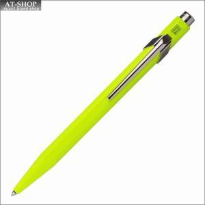 CARAN d'ACHE カランダッシュ ボールペン 限定849 蛍光イエロー 0849-970|at-shop