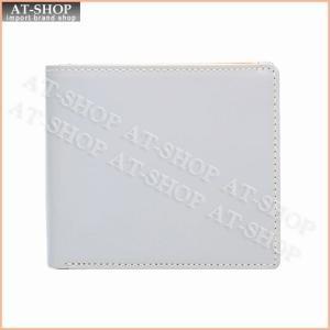 ブリティシュグリーン BRITISH GREEN 財布 ブライドルレザー二つ折り財布 10000015 グレー|at-shop