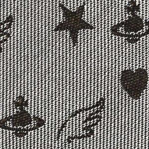 Vivienne Westwood ヴィヴィアン・ウェストウッド ネクタイ スリム約7cm オーブ柄 10049-CS-M249 LIGHT GREY slim|at-shop|04