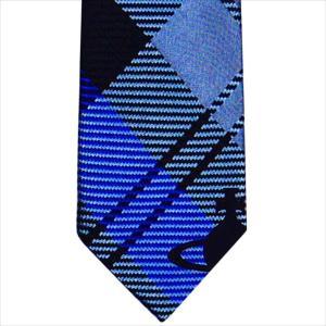 Vivienne Westwood ヴィヴィアン・ウェストウッド ネクタイ スリム7cm チェック柄 10598-K201-BLUE slim|at-shop|02