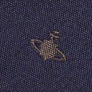 Vivienne Westwood ヴィヴィアン・ウェストウッド ネクタイ 8.5cm オーヴ柄 11130-K203-DARKBLUE-GREY|at-shop|04