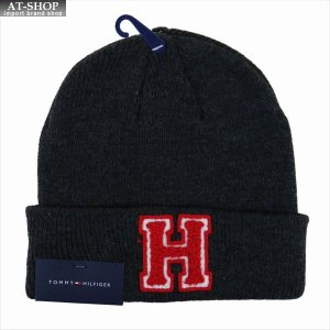 TOMMY HILFIGER トミー・ヒルフィガー 帽子 ニットキャップ ニット帽 1CT 0205...
