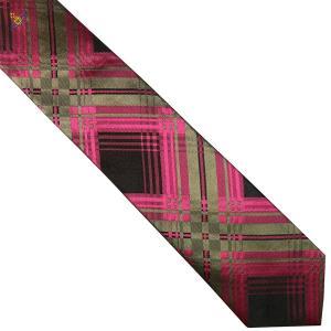 Vivienne Westwood ヴィヴィアン・ウェストウッド ネクタイ 8.5cm チェック柄 ブラウン×ピンク系 24T85-P43color6|at-shop|02