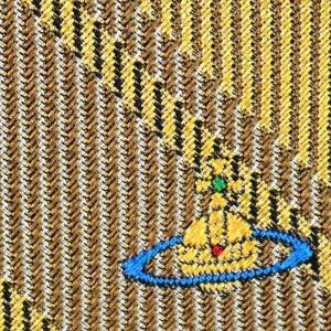 Vivienne Westwood ヴィヴィアン・ウェストウッド ネクタイ 8.5cm チェック柄 イエロー系 24T85-P50color2|at-shop|04