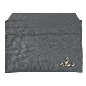 Vivienne Westwood ヴィヴィアン・ウェストウッド カードケース グレー 33172 GREY|at-shop